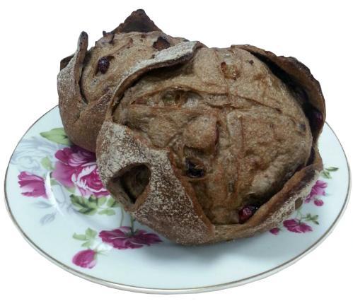巧克力雜糧麵包