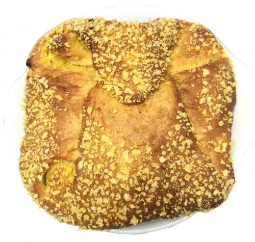 仲夏陽光玉米水果麵包